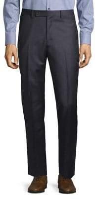 Lauren Ralph Lauren Plaid Classic-Fit Wool Pants