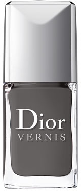 Christian Dior New Look Nail Vernis Gris Montaigne