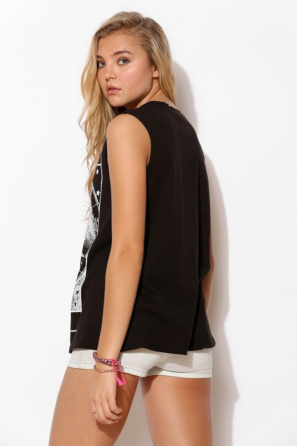 Truly Madly Deeply Title Unknown New La Lune Muscle Tee
