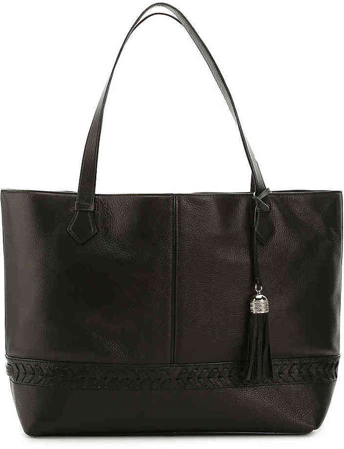 Cole Haan  Women's Lacey Leather Tote -Grey