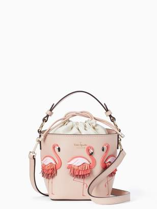 Kate Spade by the pool flamingo pippa