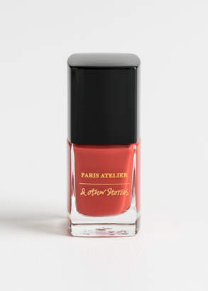 And other stories Framboise Twirl Nail Polish