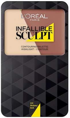 L'Oreal Infallible Sculpt Contour Palette