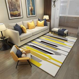 STUDY Abstract art Dcorativ rugs modrn carpt rctangl mats for bdroom living room simpl rstaurant bdsid