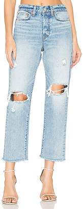 LEVI'S Wedgie Straight $158 thestylecure.com
