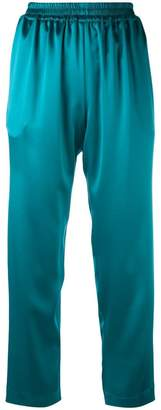 Gianluca Capannolo relaxed cropped trousers
