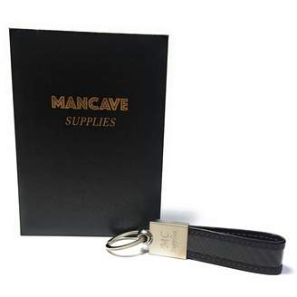 ManCave Supplies Carbon Fiber Key Chain