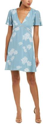 Sadie & Sage Floral Shift Dress