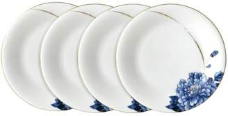 Prouna Emperor Flower Canape Plates, Set of 4