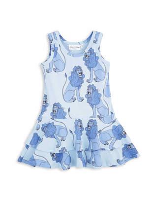 Mini Rodini Lion Frill Dress