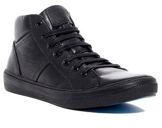 Donald J Pliner Hi-Top Leather Sneaker