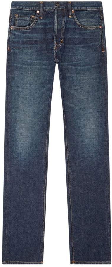 Tom Ford Straight Leg Jeans