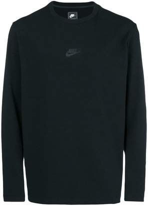 Nike printed logo sweatshirt