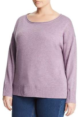 NYDJ Plus Drop Shoulder Sweater