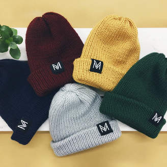 409518cc Maykher Women's Ethical Knitted Beanie Hat