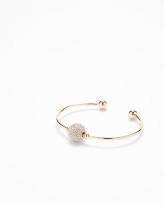 Express Fireball Cuff Bracelet
