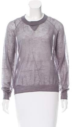 3.1 Phillip Lim Crew Neck Knit Sweater