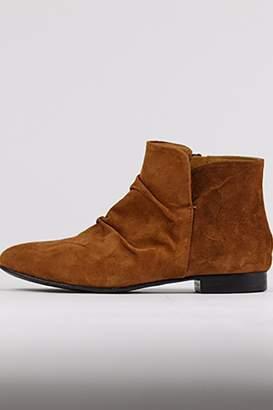 Coclico Suede Cognac Boots