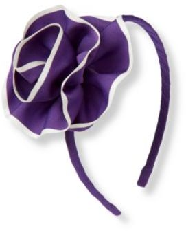 Janie and Jack Rosette Headband