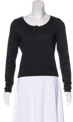 Chanel Cashmere & Silk Top