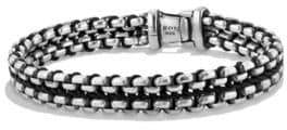 David Yurman Chain Collection Sterling Silver Bracelet