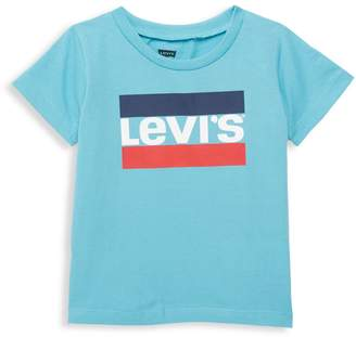 Levi's Baby Boy's Graphic Cotton Tee
