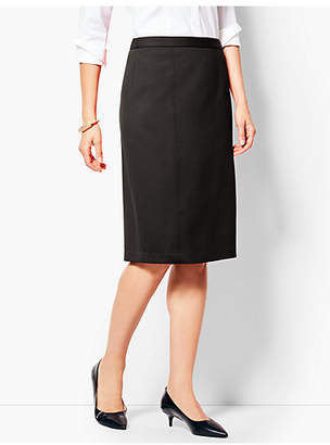 Talbots Ponte Pencil Skirt