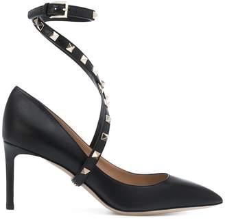 08f68f7117e2 Black Ankle Tie Pump - ShopStyle Canada
