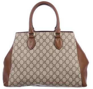 Gucci GG Supreme Top Handle Bag
