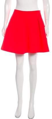 Kenzo Pleated Mini Skirt