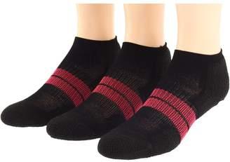 Thorlos 84N Micro Mini 3-Pair Pack Women's Low Cut Socks Shoes