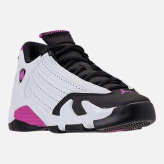 Nike Girls' Big Kids' Air Jordan Retro 14 Basketball Shoes