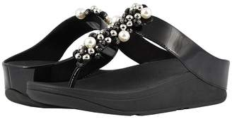 FitFlop Deco Toe Thong Sandals Women's Shoes