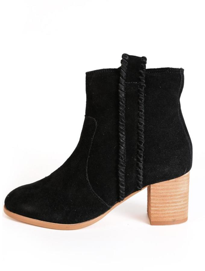 Coconuts By Matisse Coconuts by Matisse Trina Suede Bootie