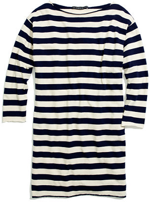 Madewell Les Prairies de Paris&TM Striped Knit Dress