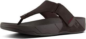 FitFlop TRAKK II TM Men's Leather Sandals