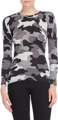 Qi Camo Sweater