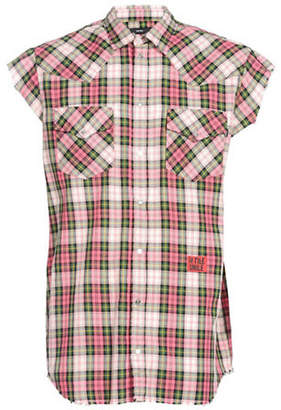 Diesel S-Eastin Checkered Tank Top