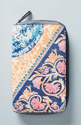 Anthropologie Sandia Family Passport Holder
