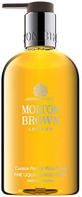Molton Brown Comice Pear & Wild Honey Hand Wash, 300ml