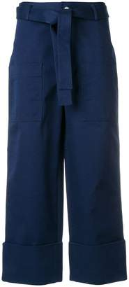 Philosophy di Lorenzo Serafini cropped trousers
