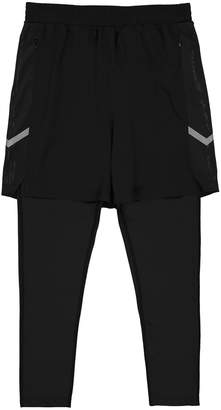 La Redoute Collections Sports Leggings + Shorts, 10-16 Years