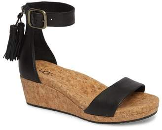 UGG Zoe Wedge Sandal (Women)