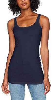 Vero Moda Women's Vmmaxi My Soft Long Tank Top Noos Vest,(Manufacturer Size: Medium)