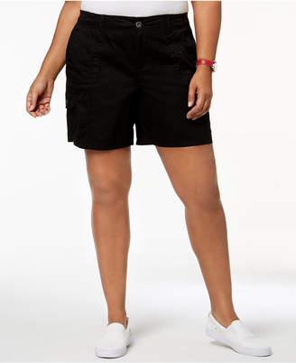 Style&Co. Style & Co Plus Size Cargo Shorts
