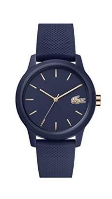 Lacoste TR90 Quartz Watch with Rubber Strap