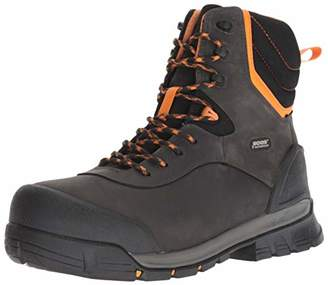 "Bogs Men's Bed Rock 8"" Insulated Composite Toe Industrial Boot"