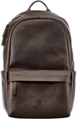 Timberland (ティンバーランド) - Timberland Tuckerman Leather Backpack
