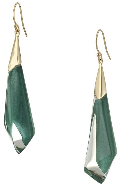 Alexis BittarAlexis Bittar Faceted Wire Earrings