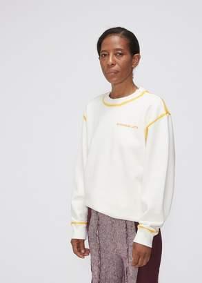 Eckhaus Latta Hand Dyed Sweatshirt